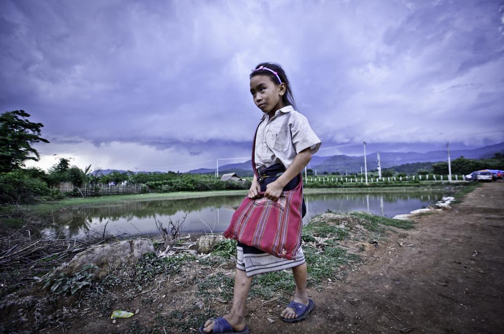 Travel Laos with Children