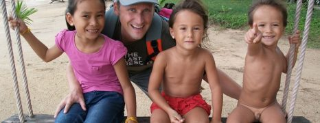 Travel Laos & Asia with Children – Laos Family Travel Tip