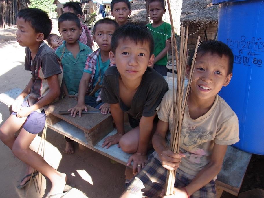 Kamu Lodge Laos Information