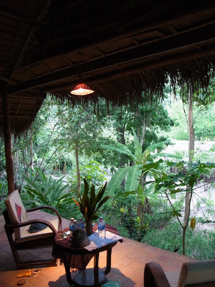 Kamu Lodge Laos Tent