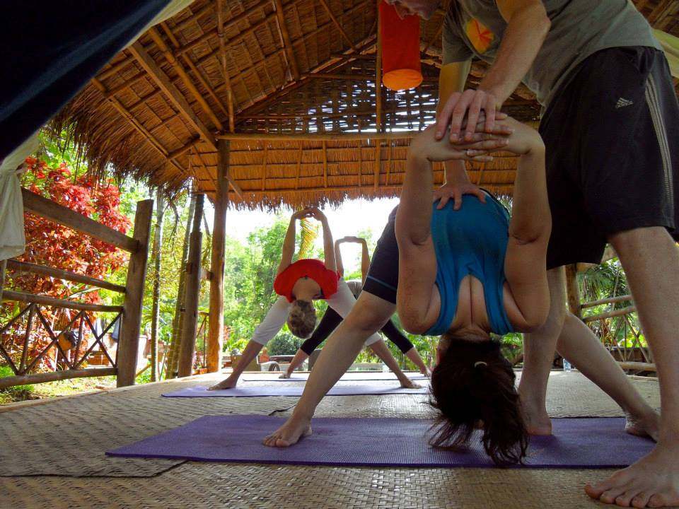 Luang Prabang Yoga Retreat