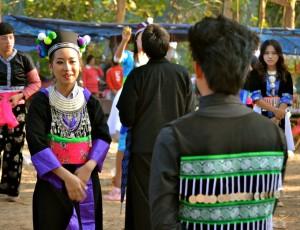 Hmong New Year Luang Prabang Laos
