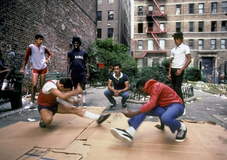 New York's Hip-Hop, circa 1970's - 80's (5)