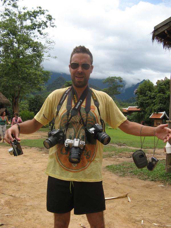 viajes a Laos Luang Prabang
