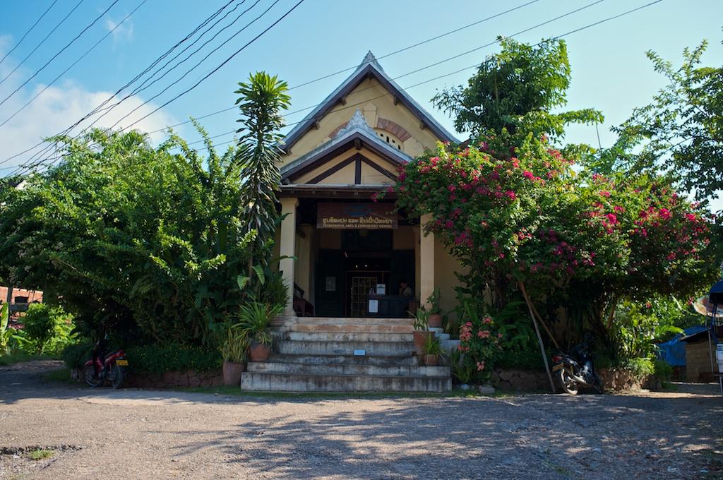 Laos-Luang-Prabang-TAEC-Museum-Hmong-Akha-Kmhmu-Katu