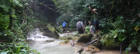 I'll tell you a secret – Hidden Waterfall Adventure in Luang Prabang