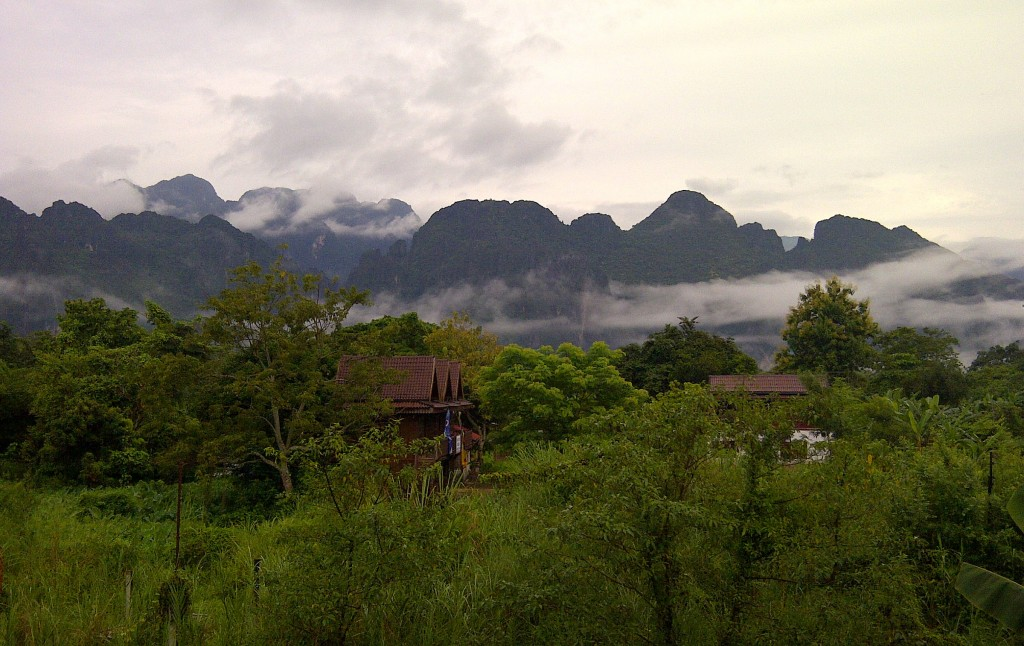 Laos Motorcycling Tour Long Cheng Valley