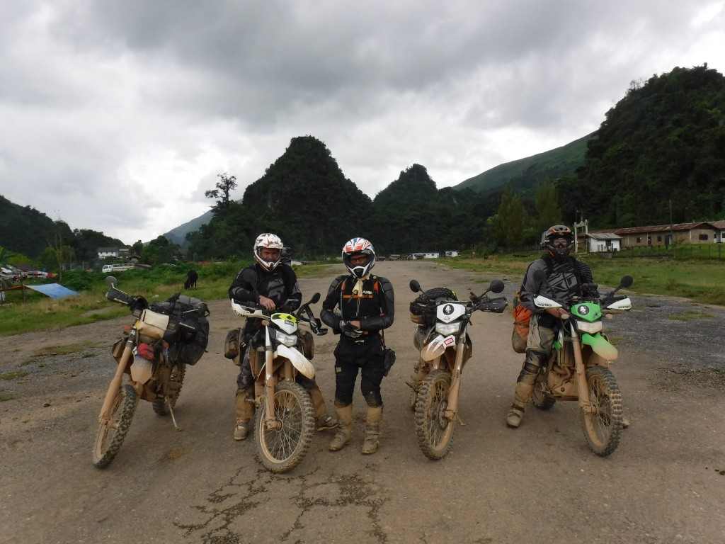 Motorcycling Laos to Long Cheng