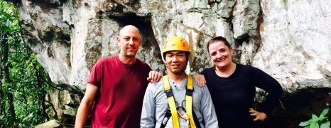 Adventure in Northern Laos Udomxay