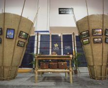Laos presents country on ITB Asia