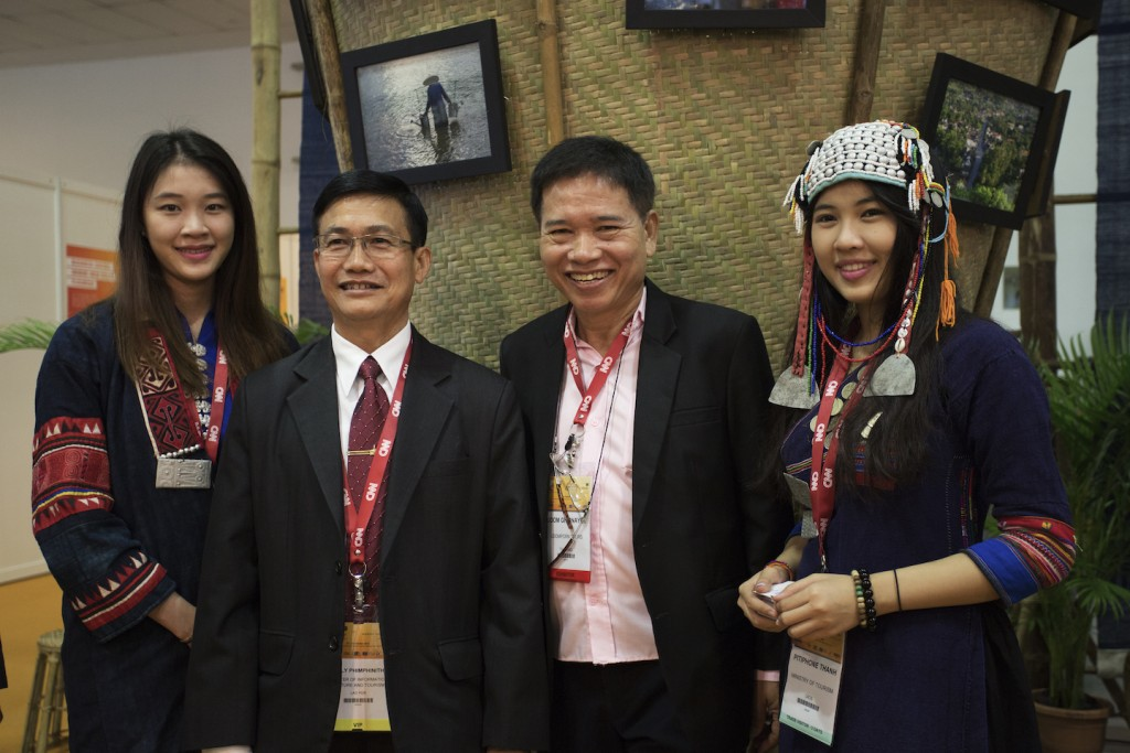 LAOS on ITB ASIA