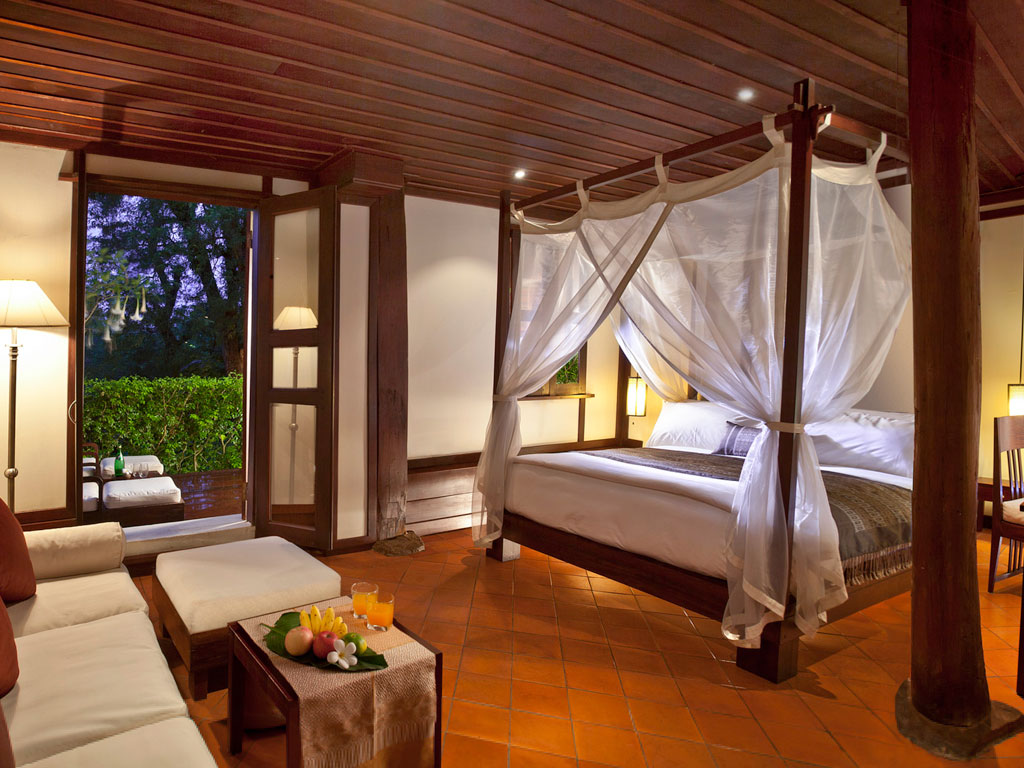opening of mgallery 3 nagas by sofital in luang prabang explore laos. Black Bedroom Furniture Sets. Home Design Ideas