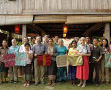 Weaving Classes in Luang Prabang