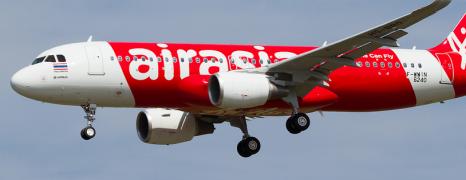 Air Asia flying to Luang Prabang