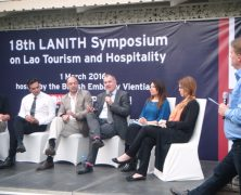 Oscar Winner – Lord Puttnam Tackles Lao Tourism Challenges