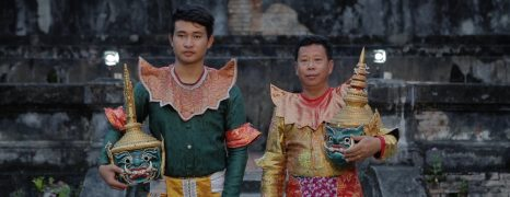 Luang Prabang Documentary about Lao Ramayana Dance
