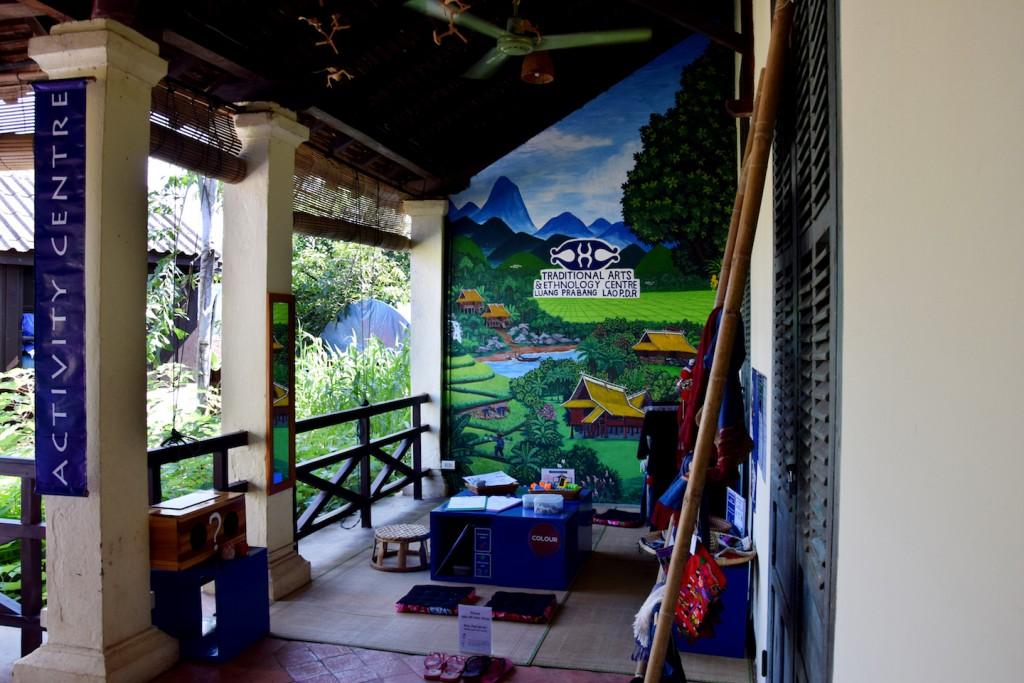 TAEC Luang Prabang