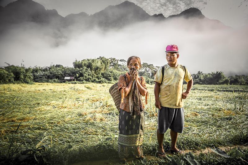 Laos Travel Tip Vang Vieng Trekking
