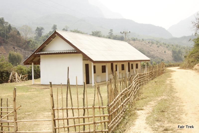 Tiger Trail Clay School Laos