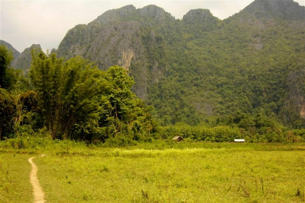 Lao Rock Climbing