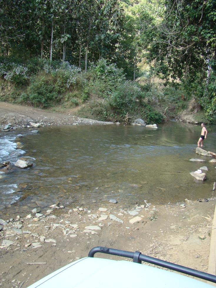 Laos Offroad Tour