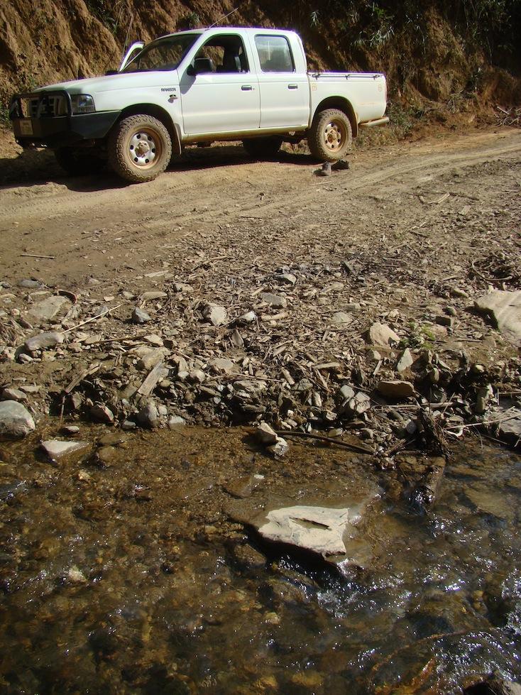 Offroad Laos, Jeep Tour in Laos Adventure