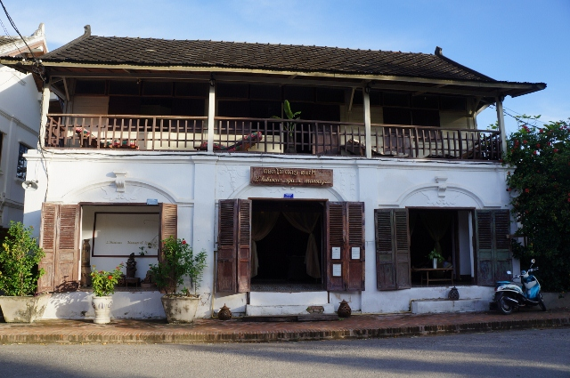 Living and working in Laos, Luang Prabang