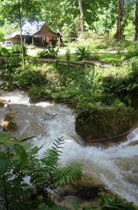 Explore Luang Prabang, Travel Tip: Waterfall Tad Thong