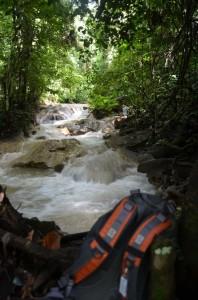 Explore Laos, Luang Prabang Waterfall
