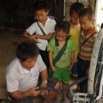 Laos, Vang Vieng Cycling tour