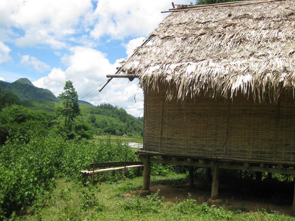 Home stay, fair tourism Laos