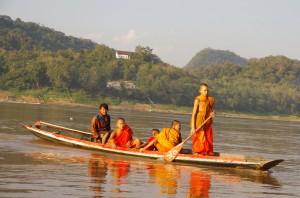 Laos, Luang Prabang, internship