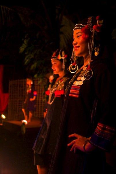 Lao Ethnic Fashion Show