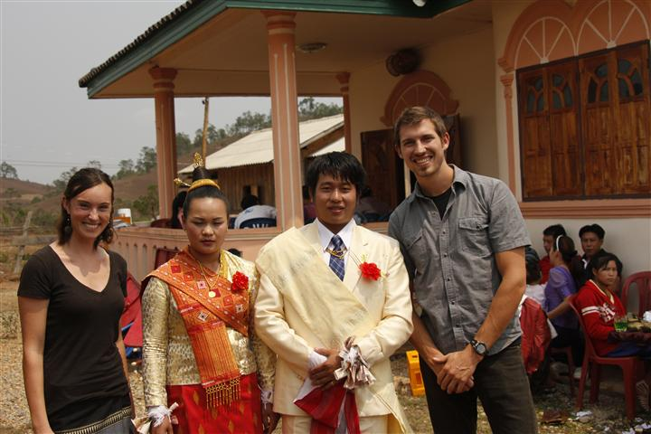 Working in Laos with Tiger Trail Travel