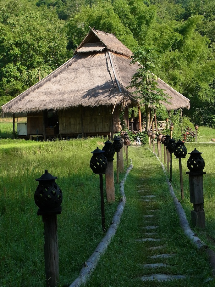 Kamu Lodge Laos