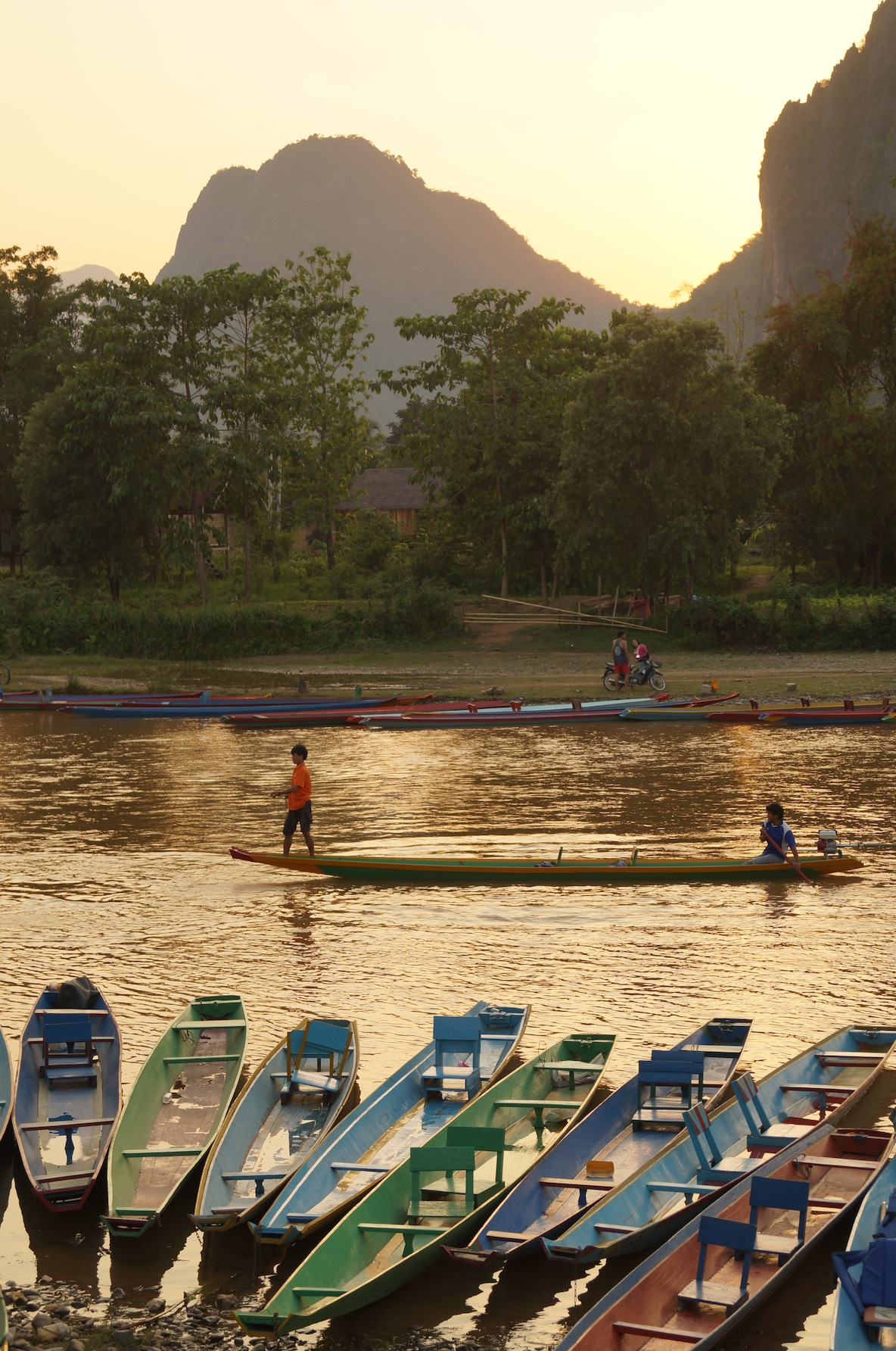 Vang Vieng Laos Travel Tip