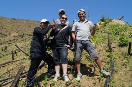 Laos Akha Minority Volunteer Tour