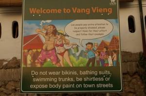 Vang Vieng Travel Tip Laos