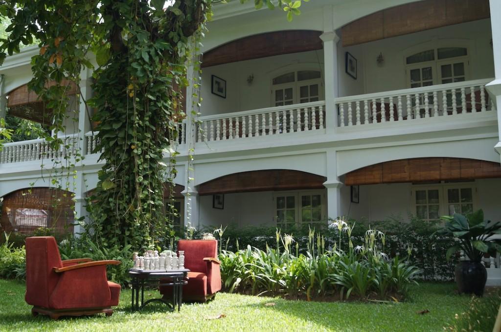 Souvannaphoum Hotel Laos