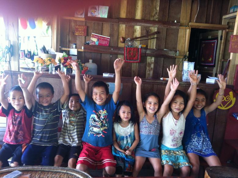 Project Laos Kajsiab Bokeo