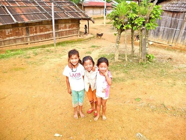 Nongkhuay children
