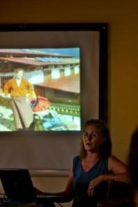 Julia M Brennan Textile Conservator Luang Prabang
