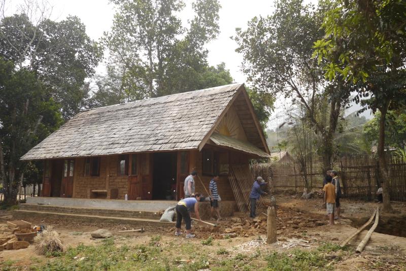 Eco Bungalow Project Laos - Long Lao02