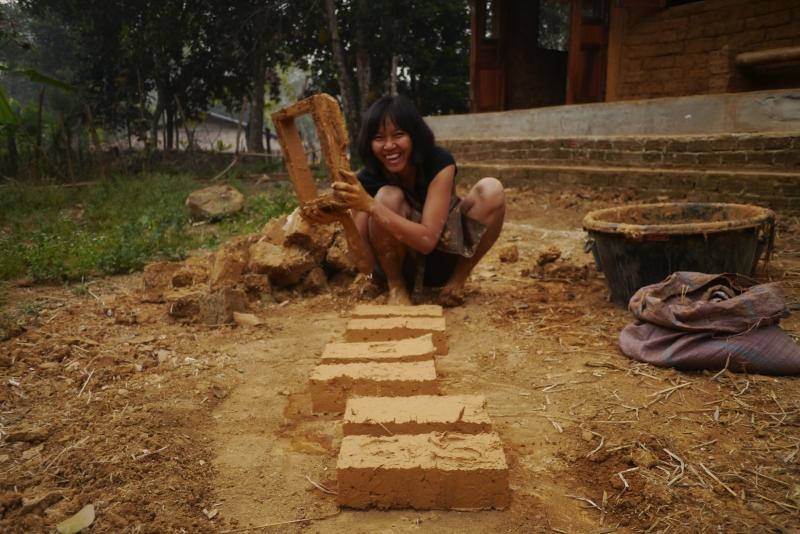 Eco Bungalow Project Laos - Long Lao