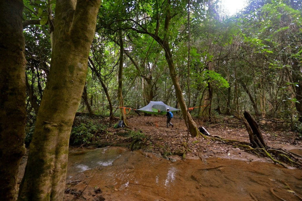 Tree Tent Tours Laos