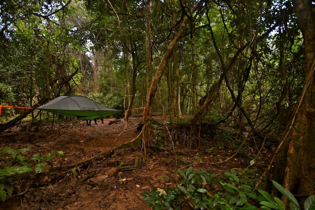 Laos Tree Tent Tours