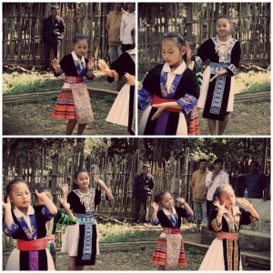 Traditional Hmong dance