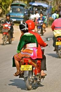 Hmong New Year Luang Prabang, Laos