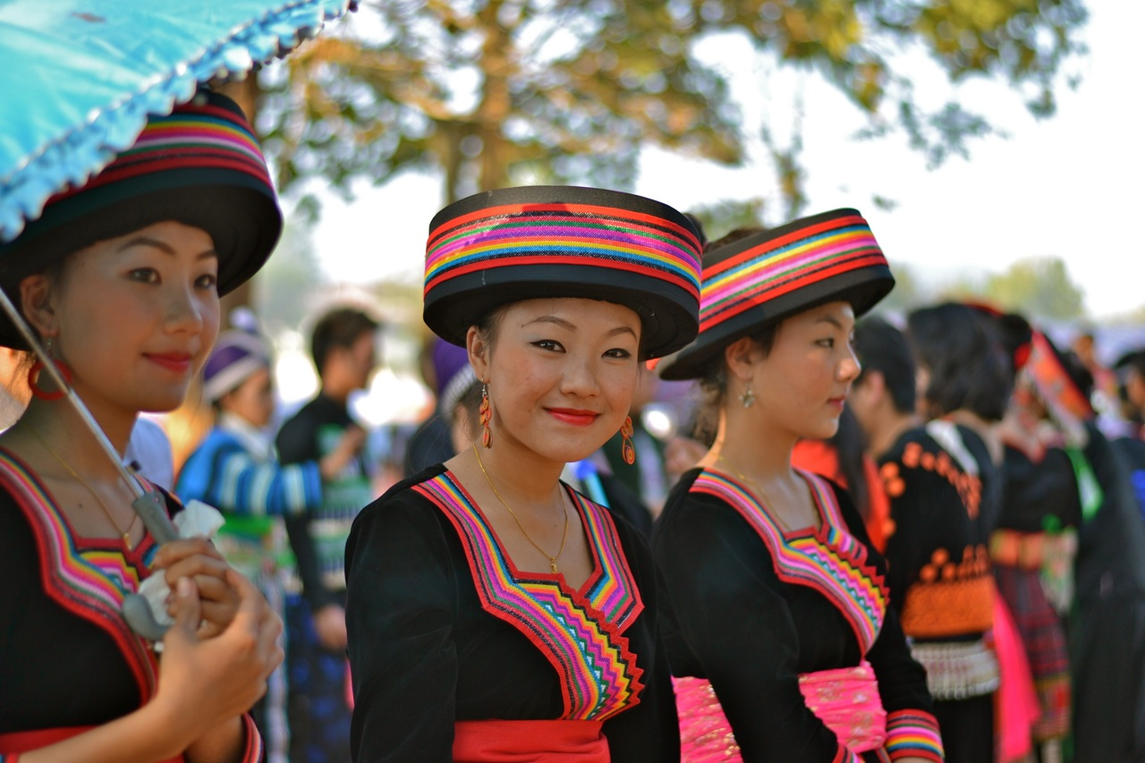 HMONG NEW YEAR in Laos • EXPLORE LAOS