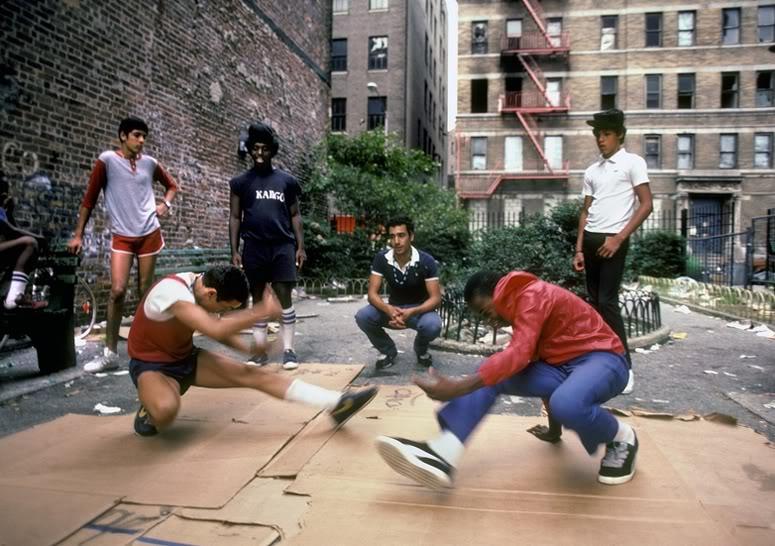 New York's Hip-Hop, circa 1970's - 80's (5)